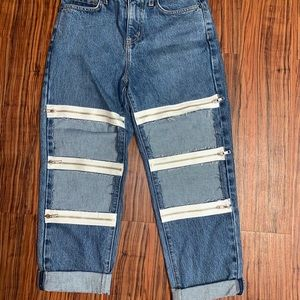 Carmar Jeans with holes